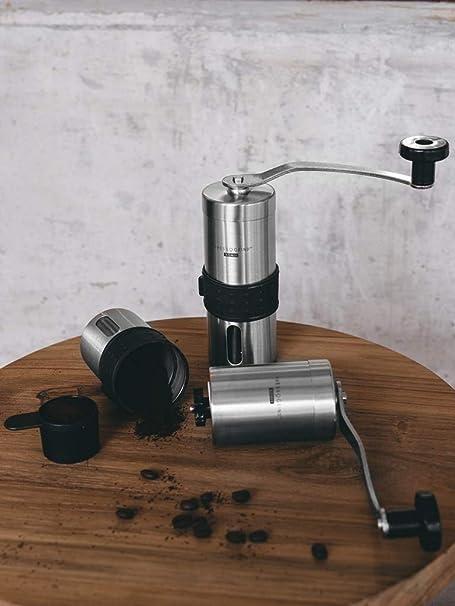 Molinillo de café manual Pressogrind (tamaño de viaje) | Molinillo ...