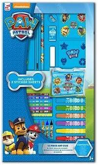 Sambro- Paw Patrol Patrulla de Cachorros Estuche, Color Azul (PWP-4219): Paw Patrol: Amazon.es: Juguetes y juegos