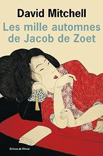 Les mille automnes de Jacob de Zoet par Mitchell