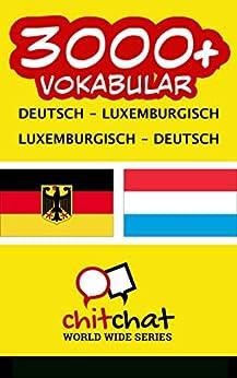 Luxemburgisch Deutsch