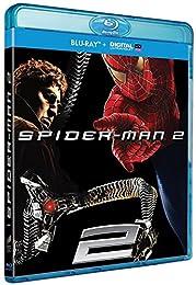 Spider-Man 2 - DVD + Copie digitale - Blu-ray
