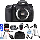 Canon EOS 7D SLR Digital Camera (Body Only) #3814B004 [International Version] (Pro Bundle)