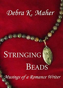 Stringing Beads Musings Romance Writer ebook product image