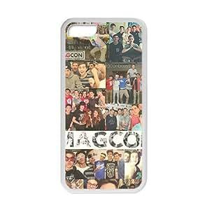 Diy iPhone 6 plus Alive MAGCON fashion plastic phone case for iPhone 6 plus