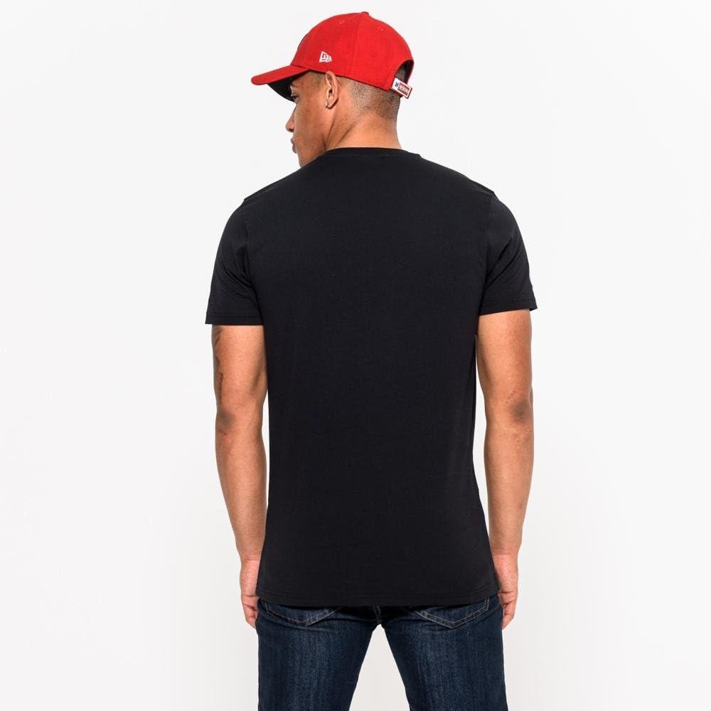 T-shirt New Era Team Logo Tee San Francisco 49Ers Homme Manches courtes