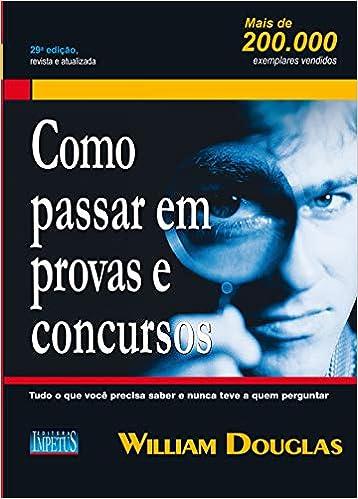 Como Passar Em Provas E Concursos Livros Na Amazon Brasil
