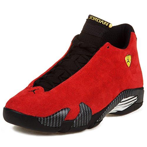 Air Jordan 14 Retro Sneakers (Nike Mens Air Jordan 14 Retro