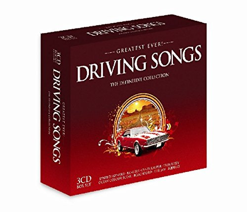 Greatest Ever Driving Songs / Various (16 Greatest Hits Mamas And The Papas)