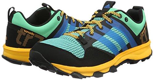 Solaire Jaune Femme Running Tr 7 Solaire Bleu Vert Kanadia Brillant Doré vert Chaussures W Entrainement Adidas De xwT6fPnq