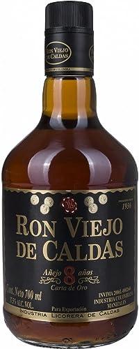 Ron Viejo de Caldas 8 años (1 x 0,7 l)