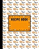 Recipe Book: A Blank Themed Cooking And Recipe Notebook For Halloween Lovers