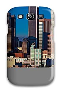Hot Style ZSRWDEw23ErGhW Protective Case Cover For Galaxys3(amazing Los Angeles La City High Definition)