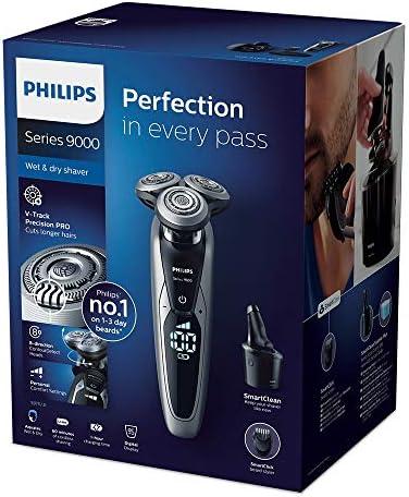 Philips Serie 9000 - Afeitadora: Amazon.es: Salud y cuidado personal