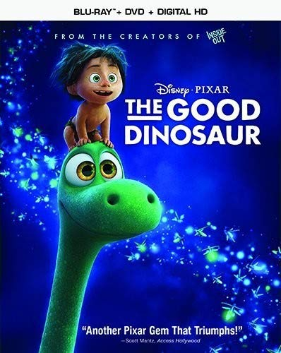 The Good Dinosaur 2015 Dual Audio In Hindi 300MB 480p BluRay
