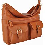 24d46b049b Amazon.com   ONA - The Chelsea - Camera Shoulder Bag - Cognac ...