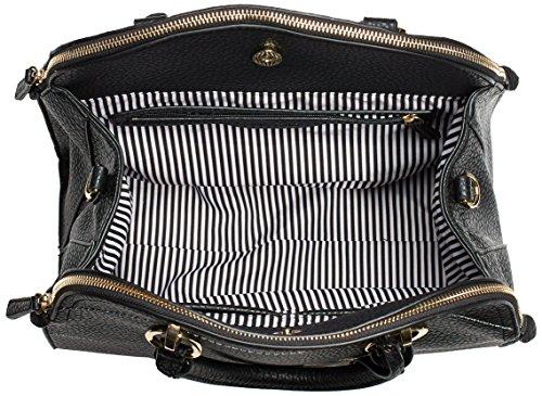More & More Karen 50280 9000 M16 Damen Bowlingtaschen 34x32x17 cm (B x H x T) Schwarz (Schwarz 9000)