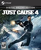 Software : Just Cause 4 Digital Deluxe [Online Game Code]
