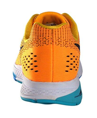 Nike Air Zoom Structure 19, Chaussures de Running Compétition homme, Orange (Laser Orange/Blk/Pht Bl/Gmm Bl), 46.5 EU