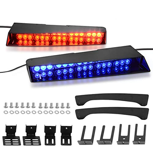 Blue Led Emergency Vehicle Lights in US - 2
