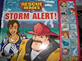 img - for Storm Alert (Rescue Heroes) book / textbook / text book