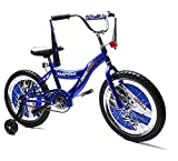 ChromeWheels 18'' BMX BIke (Blue)
