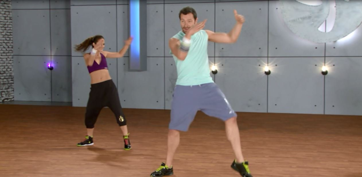 Zumba Blitz Three 20-Minute Workouts