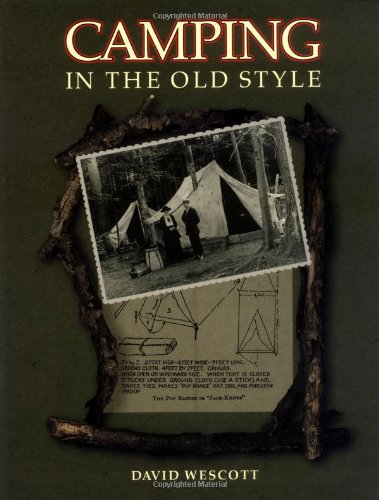Camping In The Old Style Buy Online In Uae Paperback