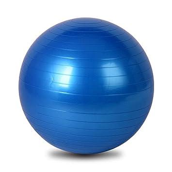Amazon.com: HONGNA Pelota de yoga a rayas a prueba de ...