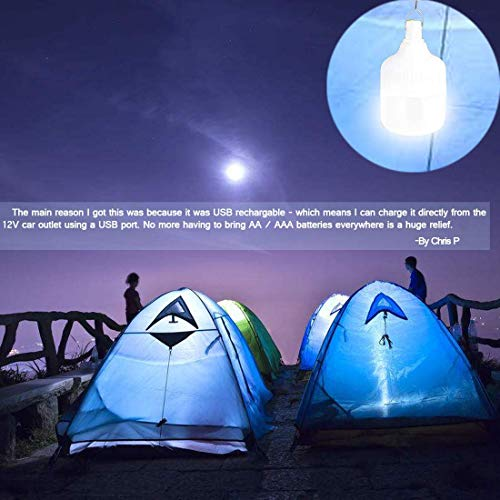 LETOUR-Rechargeable-LED-Night-Light-BulbDimmable-Emergency-Lights5-Lighting-OptionsPortable-Battery-Powered-Outdoor-BBQ-Hanging-LightBright-Lights-for-PartyPatioPorchGarden
