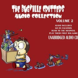 The Bugville Critters Audio Collection 2
