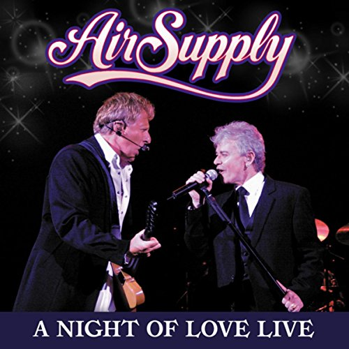Air Supply-A Night of Love Live