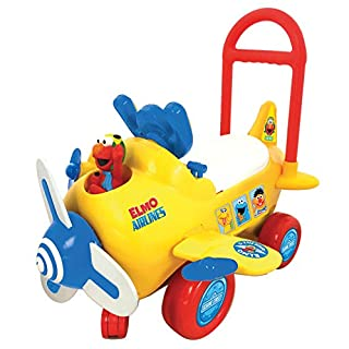 Sesame Street Elmo's Activity Plane
