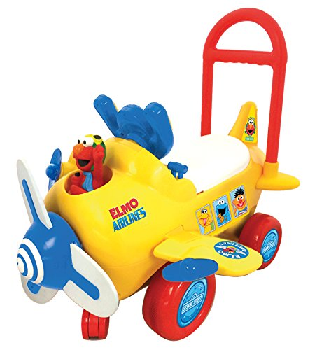 Sesame Street Elmo's Activity Plane]()
