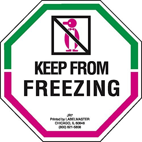 keep from freezing label - 4