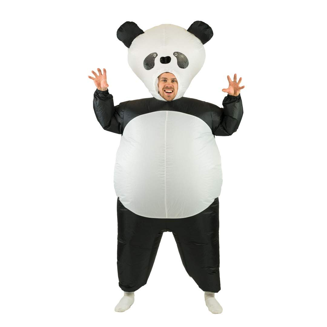 Bodysocks® Disfraz Hinchable de Panda Adulto: Amazon.es: Juguetes ...