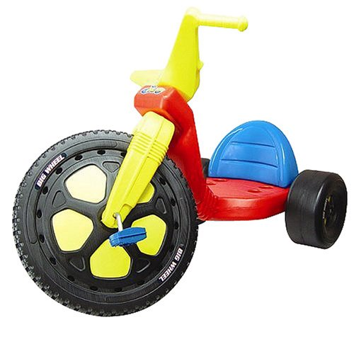 UPC 858280961043, The Original Big Wheel 16 Inch