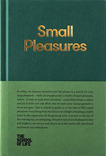 Download Small Pleasures (The School of Life Library) pdf