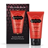 Kama Sutra Pleasure Balm, Stimulating Gel, Strawberry Dreams, 1.7 Ounce