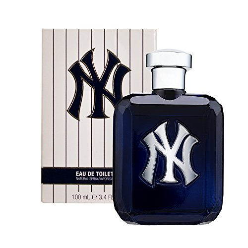 New York Yankees Fragrance Men's Eau De Toilette Spray, 3.4 Fluid - Shops Outlet At York Designer
