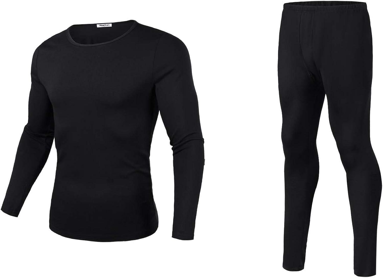 Fitness Aibrou Conjunto T/érmico de Ropa Interior para Hombre Manga Larga Pantalones Largos Invierno Oto/ño para Running Monta/ña Ciclismo Esqu/í
