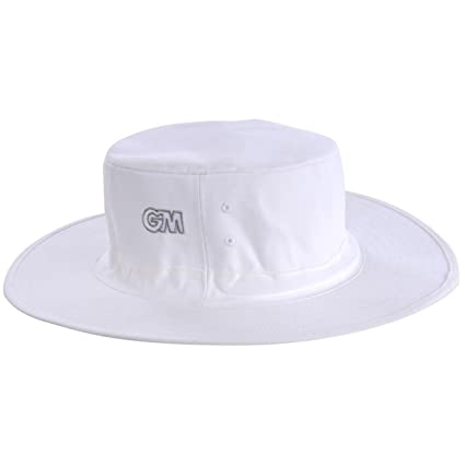 GM CRICKET WHITE PANAMA HAT