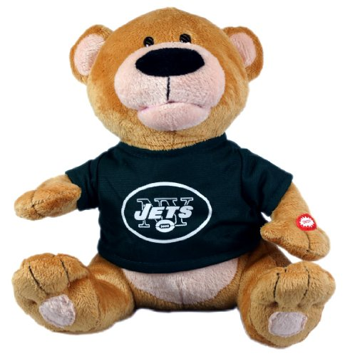 Forever Collectibles 886867117170 New York Jets Loud Mouth (Mascot Jet)