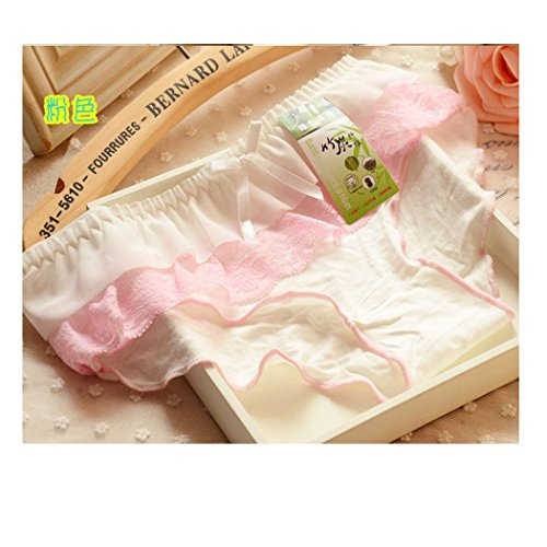 44e11d1eb19 TOMORI® Cute Women Japanese Style Lolita Intimate Panties lace Underwear
