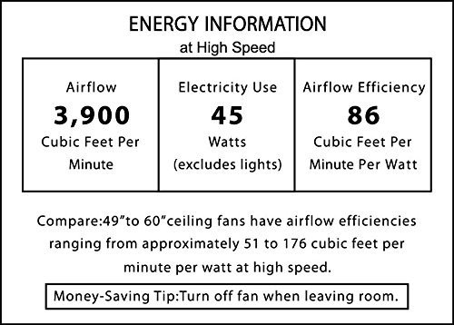 Hardware House H10-4852 Monterey 30-Inch Dual Mount Ceiling Fan, Beach Wood and Satin Nickel