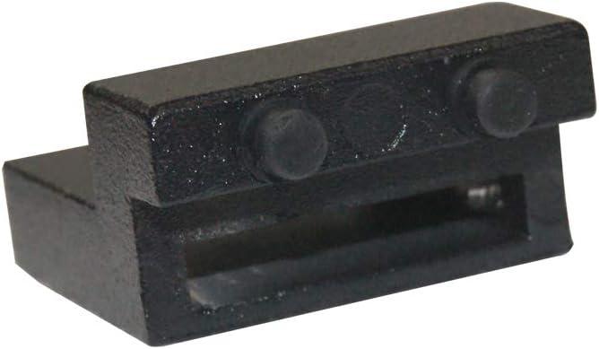 Zekoo Super Mini Schiebet/ür Hardware Kit J Form Aufh/änger flache Schiene f/ür Scheunent/ür f/ür Schrank TV St/änder Konsole 5.5FT Double Door Kit