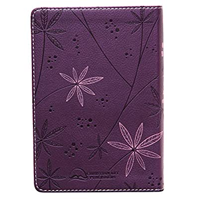 Holy Bible: KJV Pocket Edition: Purple