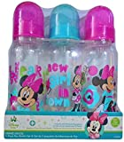 Minnie Mouse Baby Set - Bibs, Pacifiers & Bottles