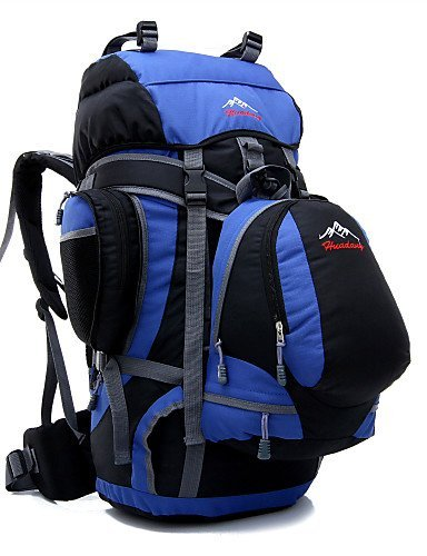 GXS Tourenrucksäcke / Radfahren Rucksack / Travel Organizer ( Rot / Blau / Dunkelblau / Orange , 55 L) Wasserdicht / Schnell abtrocknend /