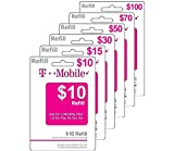 #3: $50 T-Mobile Prepaid Phone Card | No Shipping | Instant Refill Sent to Your Phone | Must Send Mobile Number (See Description Below) ($50 Prepaid Minutes)
