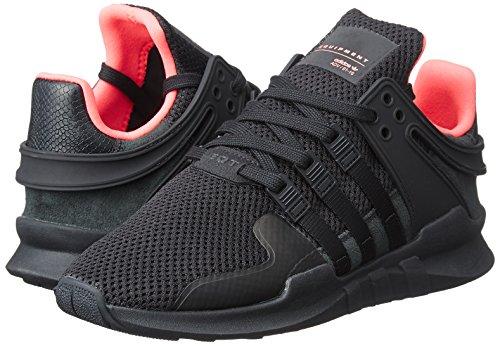 De Base Noir Support Col Turbo Equipment Hommes noir Pour Montant Adidas Les Noirs Adv Baskets Pw7CxCqO